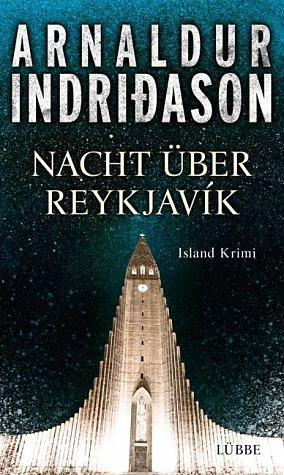 Gebundenes Buch »Nacht über Reykjavík /...«