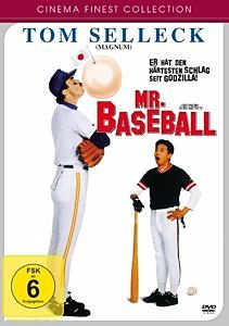 DVD »Mr. Baseball«