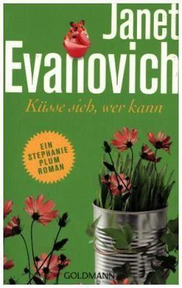 Broschiertes Buch »Küsse sich, wer kann / Stephanie Plum Bd.17«