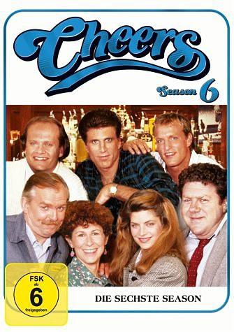 DVD »Cheers - Die sechste Season (4 Discs)«