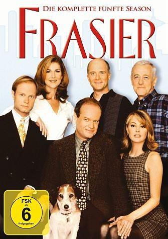 DVD »Frasier - Die komplette fünfte Season (4 Discs)«