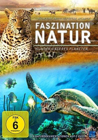 DVD »Faszination Natur - Wunder Unseres Planeten«