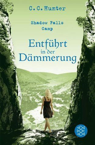 Broschiertes Buch »Entführt in der Dämmerung / Shadow Falls Camp...«