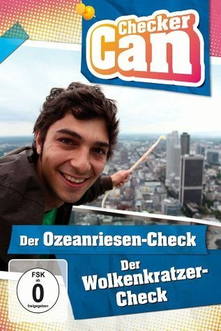 DVD »Checker Can - Der Ozeanriesen-Check / Der...«