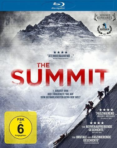 Blu-ray »The Summit (tlw. OmU)«