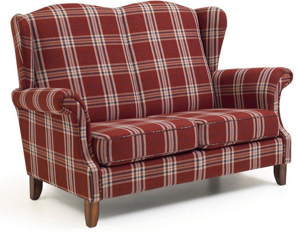max winzer hochlehner 2 sitzer sofa valentina breite 157 cm online kaufen otto. Black Bedroom Furniture Sets. Home Design Ideas