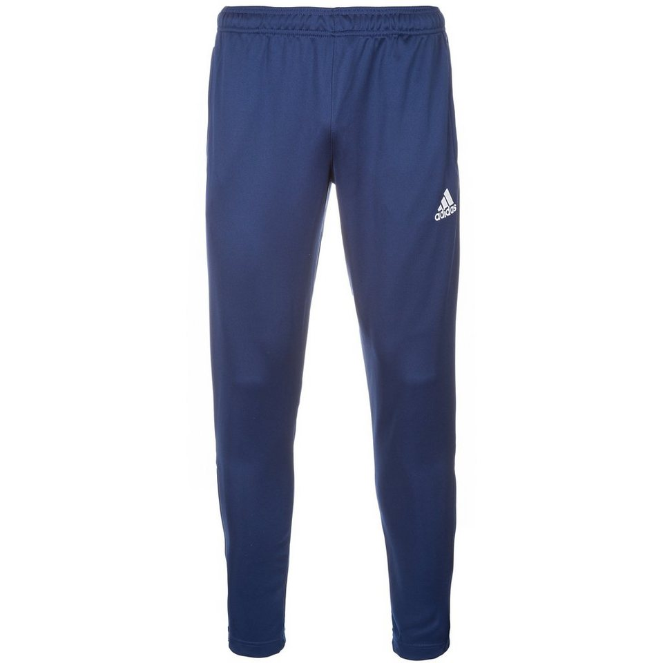 adidas Performance Core 15 Trainingshose Herren in dunkelblau / weiß