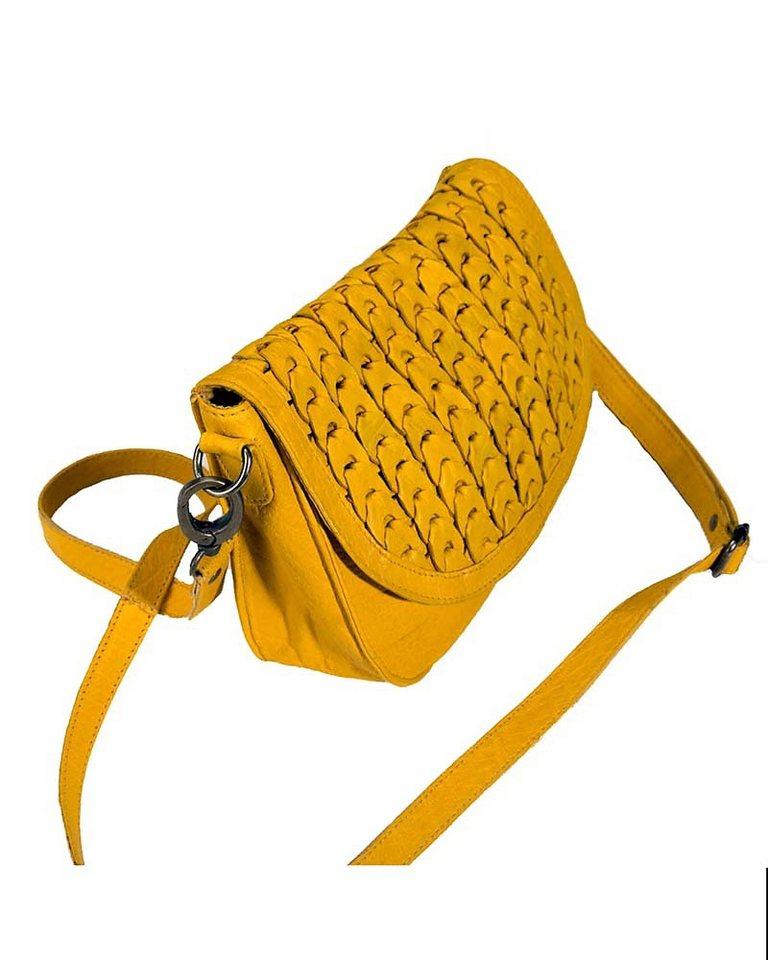 MAZE Umhängetasche »Zibo« in yellow