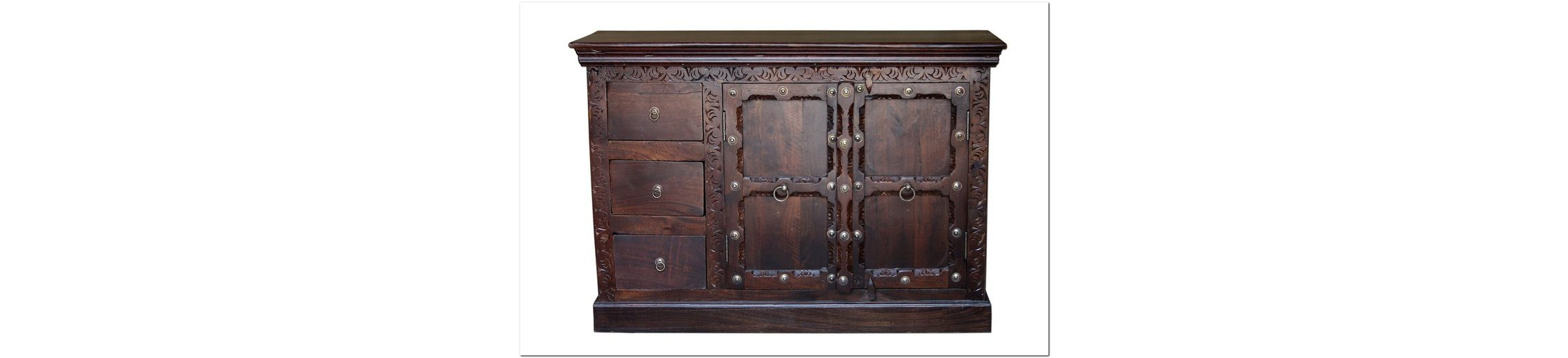 Sideboard, Home affaire, »India«, Breite 115 cm