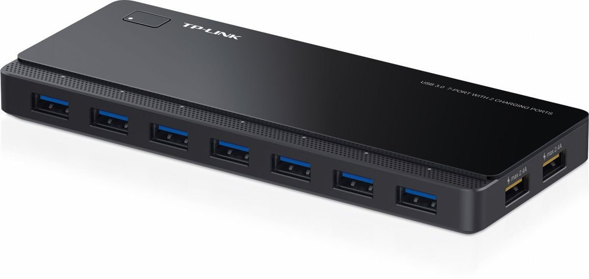 TP-Link USB-Hub »UH720 7-Port USB 3.0 Hub mit 2 Lade-Ports«