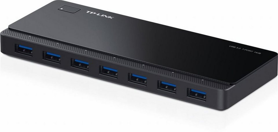 TP-Link USB-Hub »UH700 7-Port USB 3.0 Hub« in Schwarz