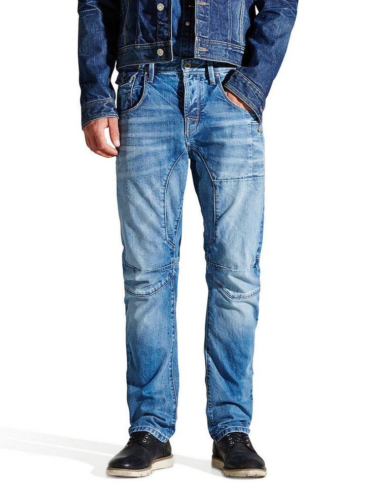 Jack & Jones Stan Osaka JJ 859 Anti Fit Jeans in Blue Denim