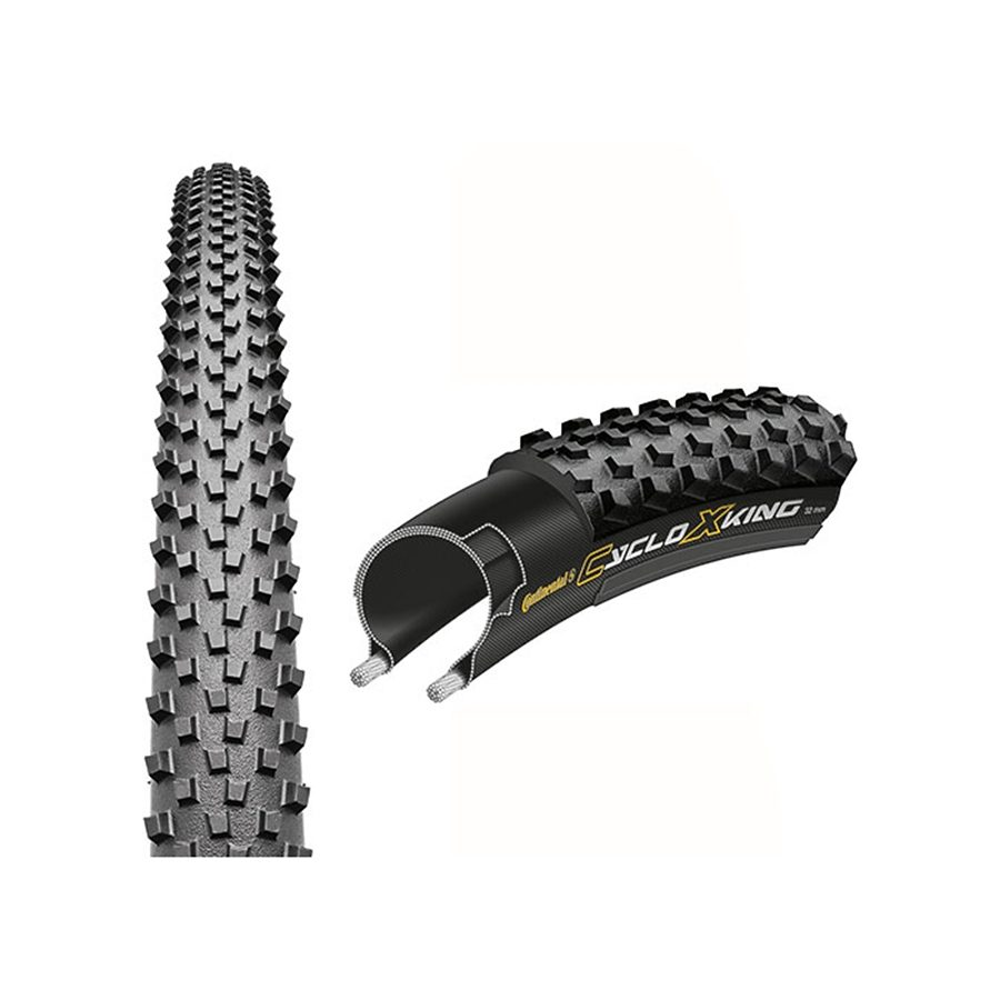 Continental Fahrradreifen »CycloXKing 35-622 Sport Draht«