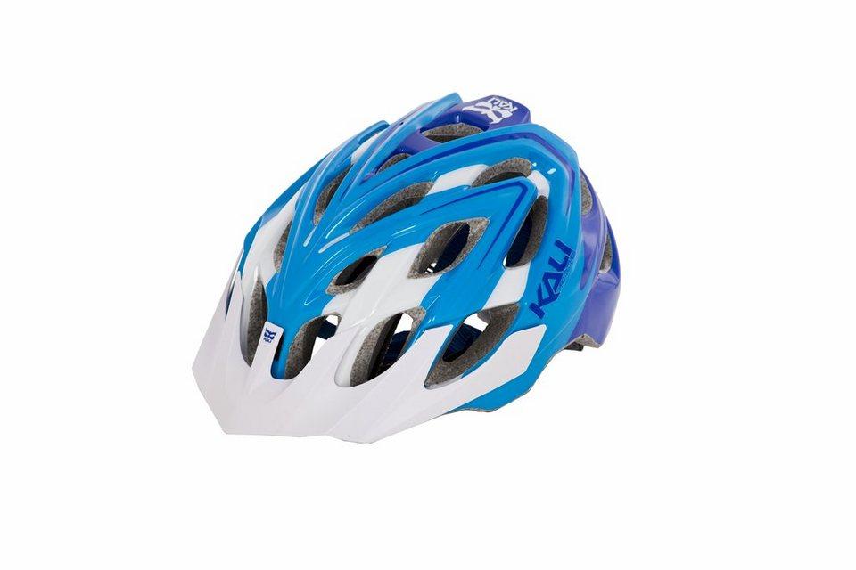 Kali Fahrradhelm »Chakra Plus Helm« in blau