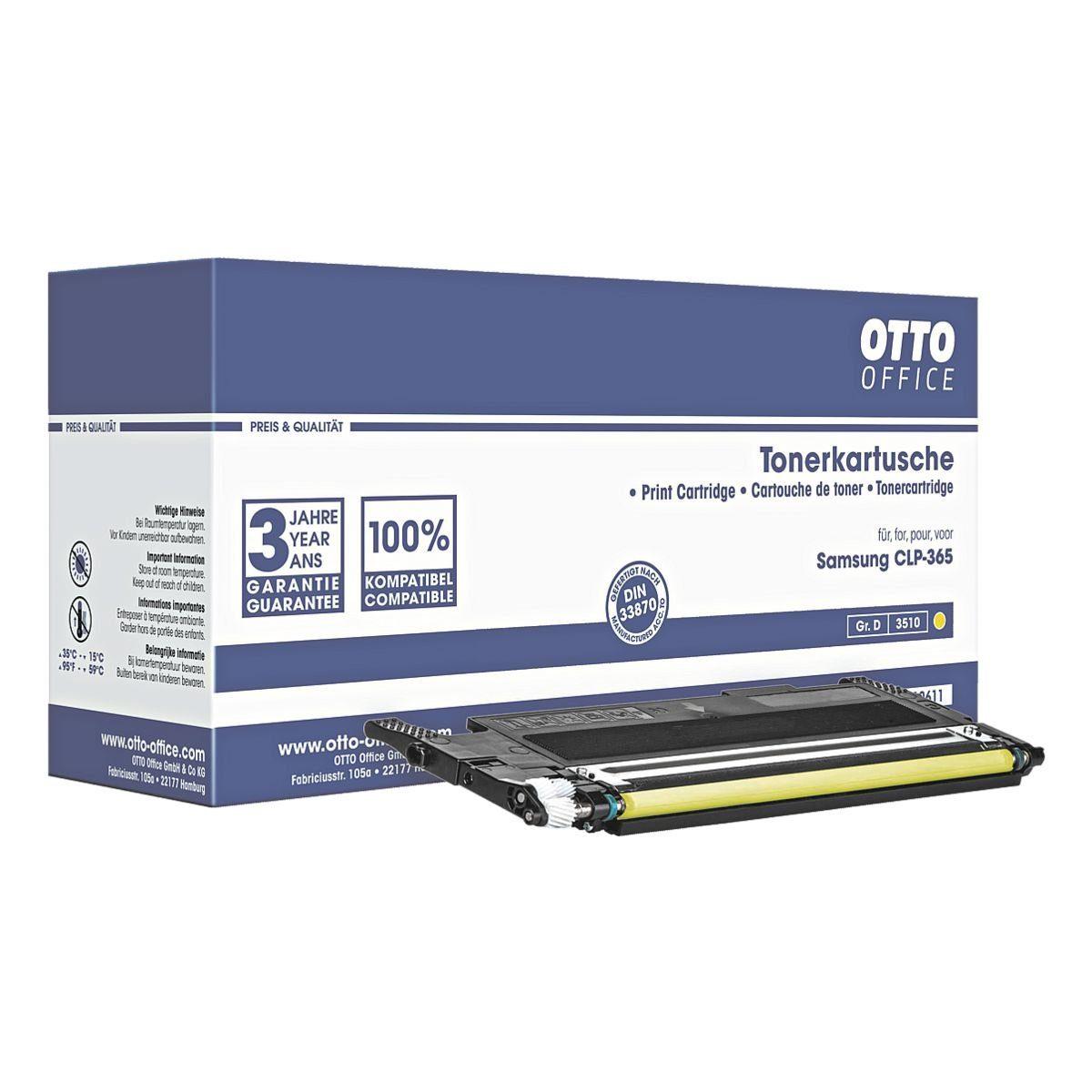 OTTO Office Standard Toner ersetzt Samsung »CLT-Y406S/ELS«
