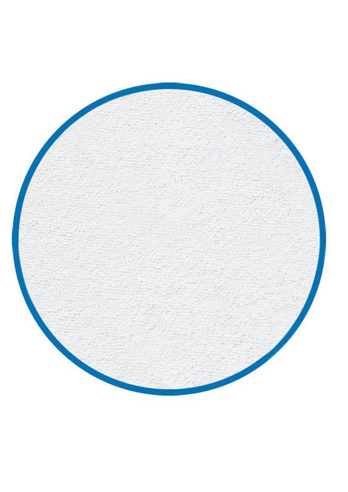 Waschmaschinenbezug in weiß