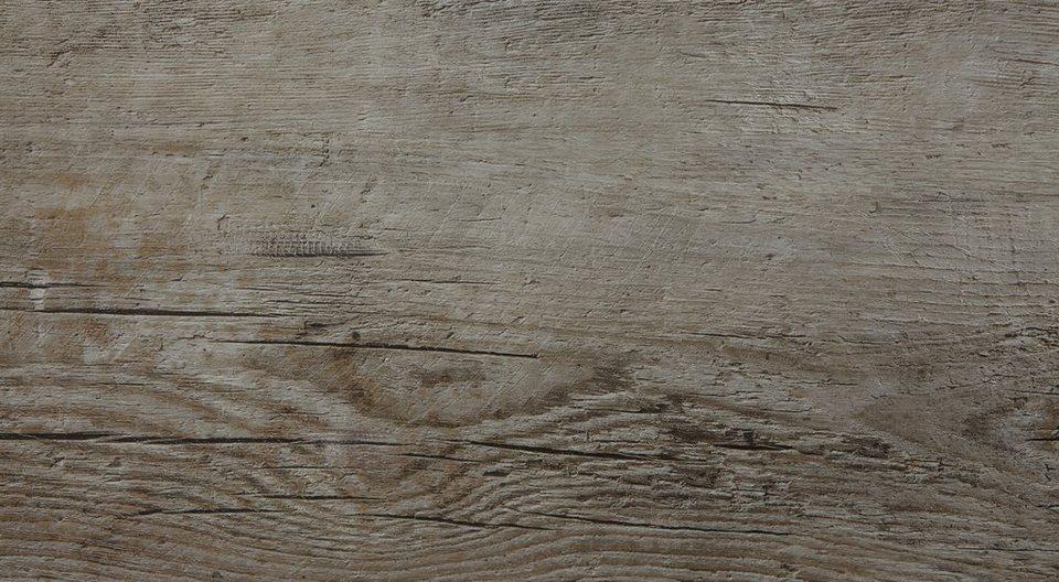 Vinylboden »V-Tec«, arica eiche Nachbildung in grau