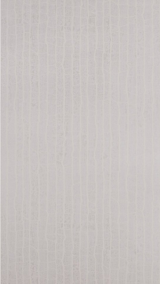 Vliestapete »Savanna«, weiß in weiß