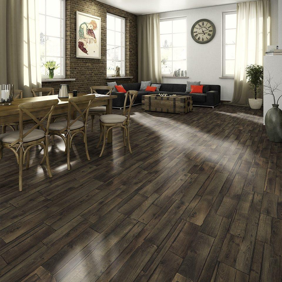 Laminat »Megafloor M2 Classic«, Heritage Wood Nachbildung in braun