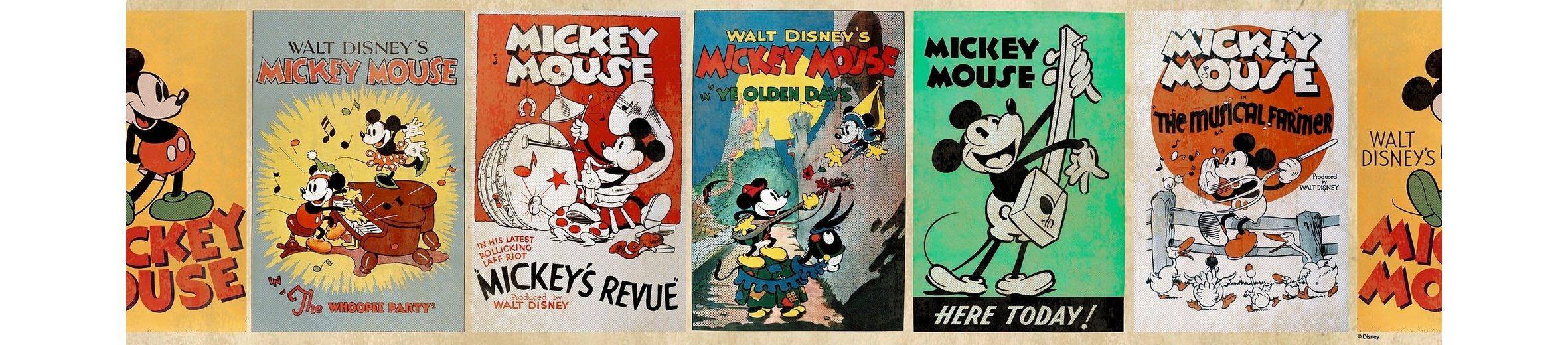 Bordüre »Mickey«