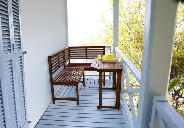 gartentisch holz klappbar eukalyptusholz 90x50 cm online kaufen otto. Black Bedroom Furniture Sets. Home Design Ideas