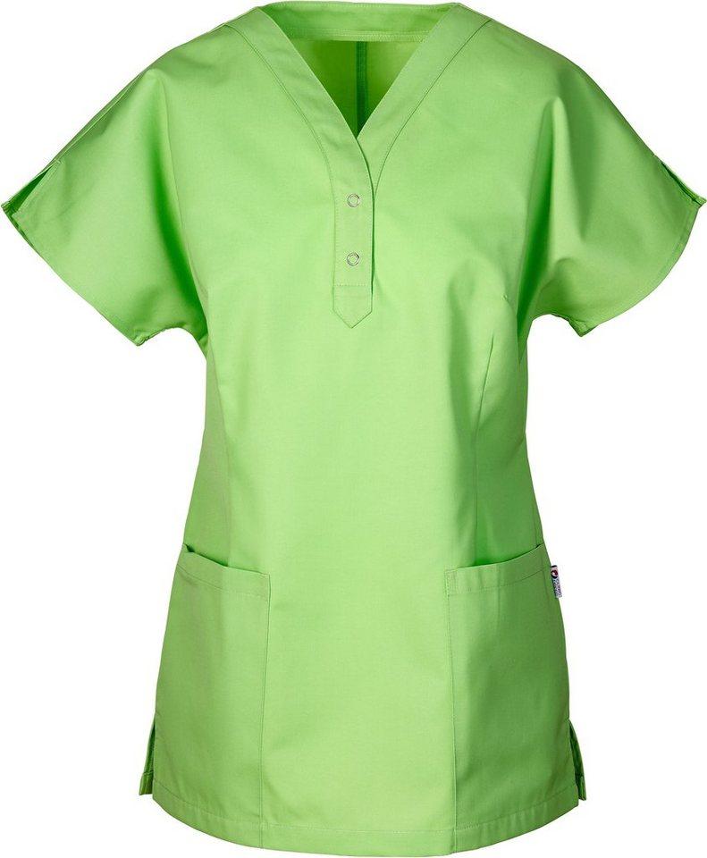 Damen-Schlupfkasack in hellgrün