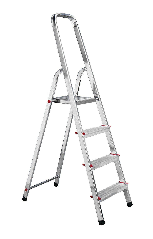 KRAUSE Sicherheitstrittleiter »CORDA« | Baumarkt > Leitern und Treppen > Trittleiter | KRAUSE