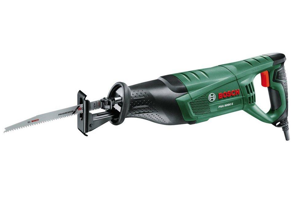 Säbelsäge »PSA 900 E« in grün
