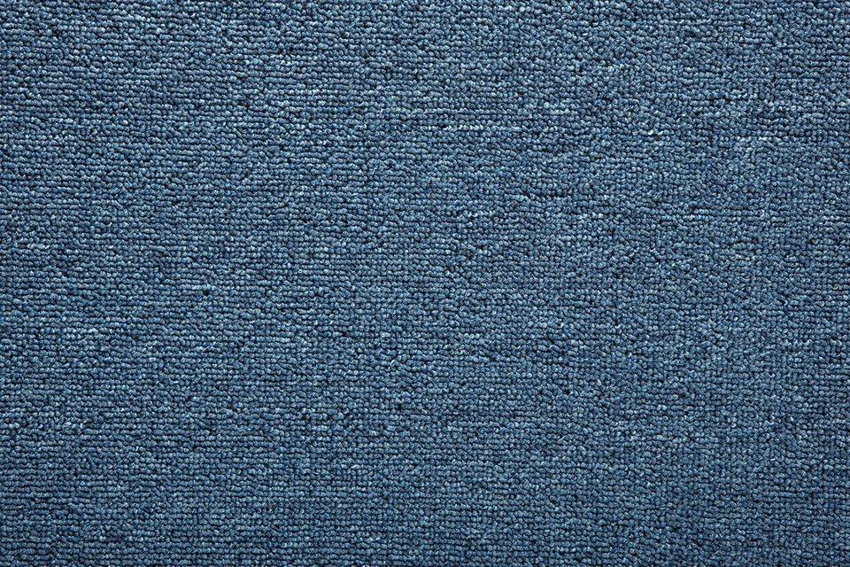 Teppichboden »Bob«, Breite 500 cm in blau