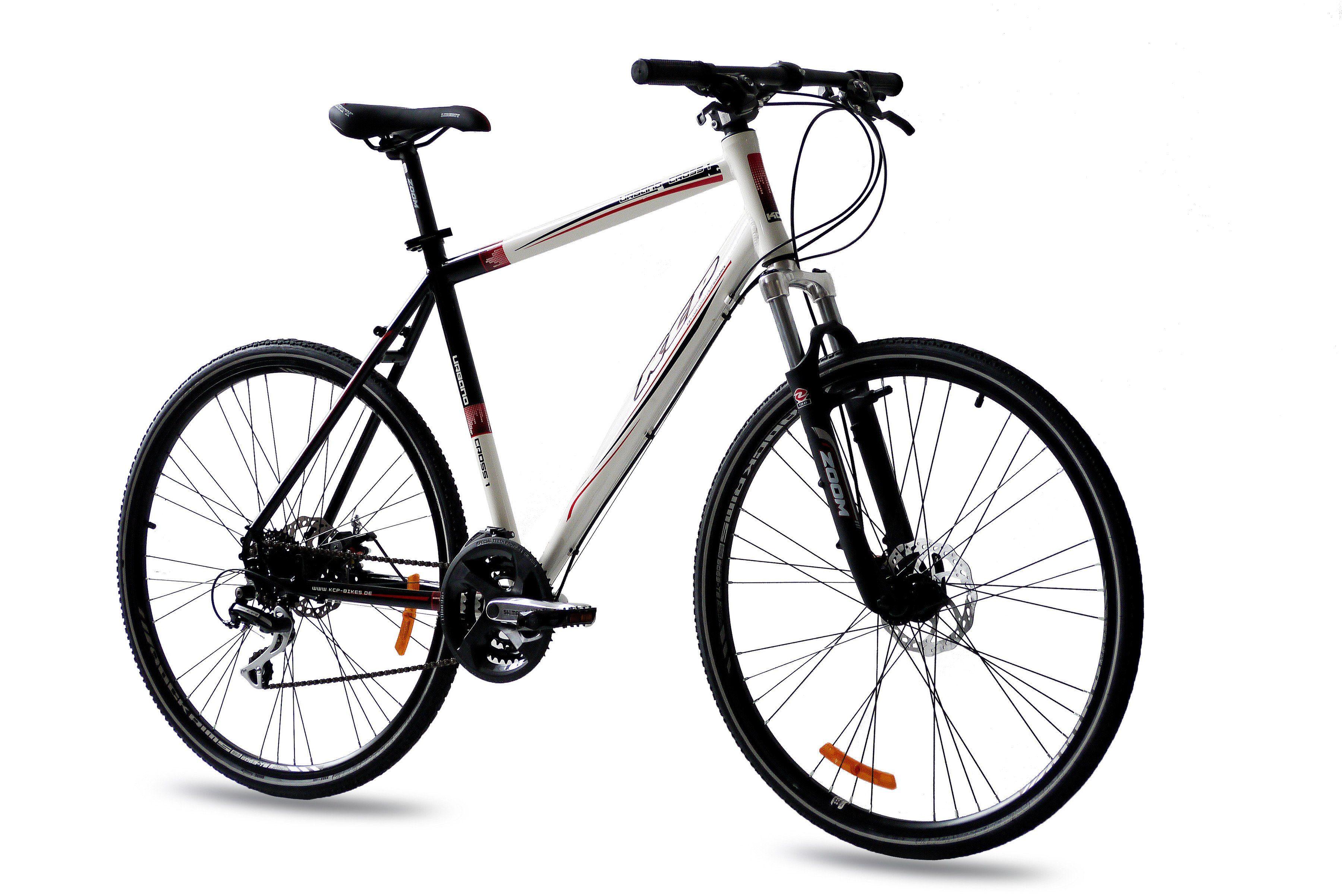 KCP Crossbike (Herren) »URBANO CROSSLINE 1.0, 71,12 cm (28 Zoll)«