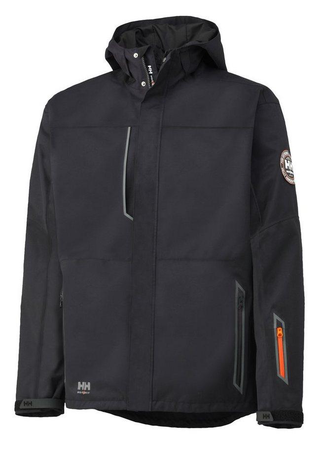 Arbeitsjacke »Antwerpen Jacket« in schwarz