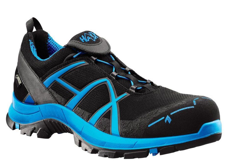 Sportarbeitsschuh »Safety 40 Low« in schwarz/blau