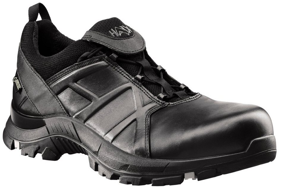 Sicherheitsschuh »Black Eagle Safety 50 Low« in schwarz