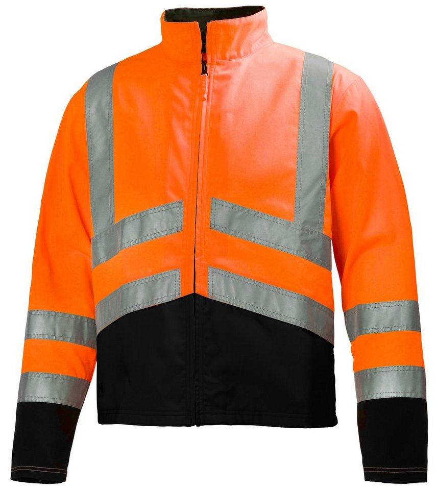 Arbeitsjacke »Alta Jacket« in orange/schwarz