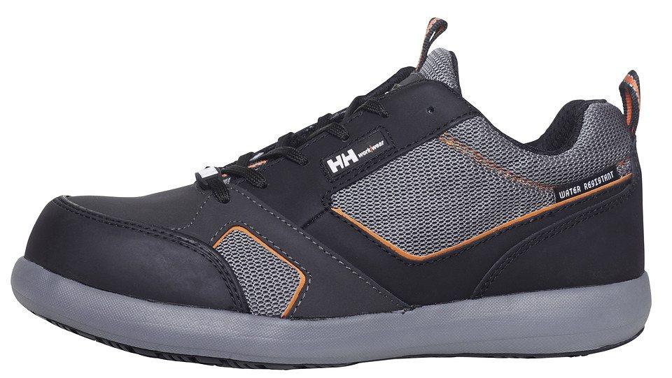 Sicherheitsschuh »Holmen WW« S3 SRC in grau, orange, schwarz