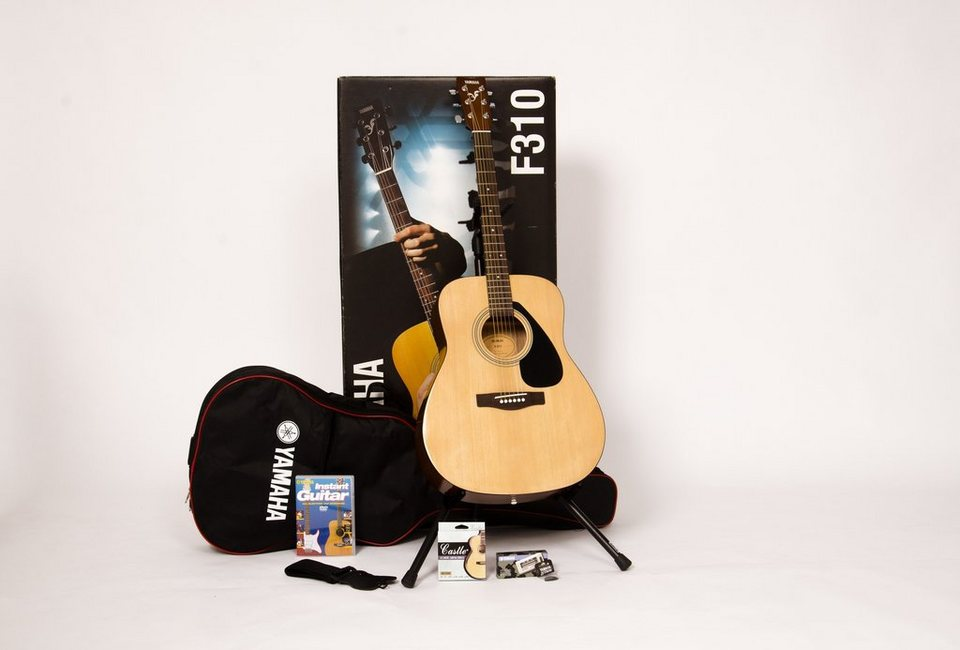 Yamaha Westerngitarrenset »Dreadnought Westerngitarrenset 4/4«