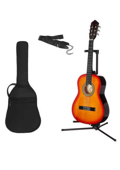 Gitarrenset »Konzertgitarre« 3/4