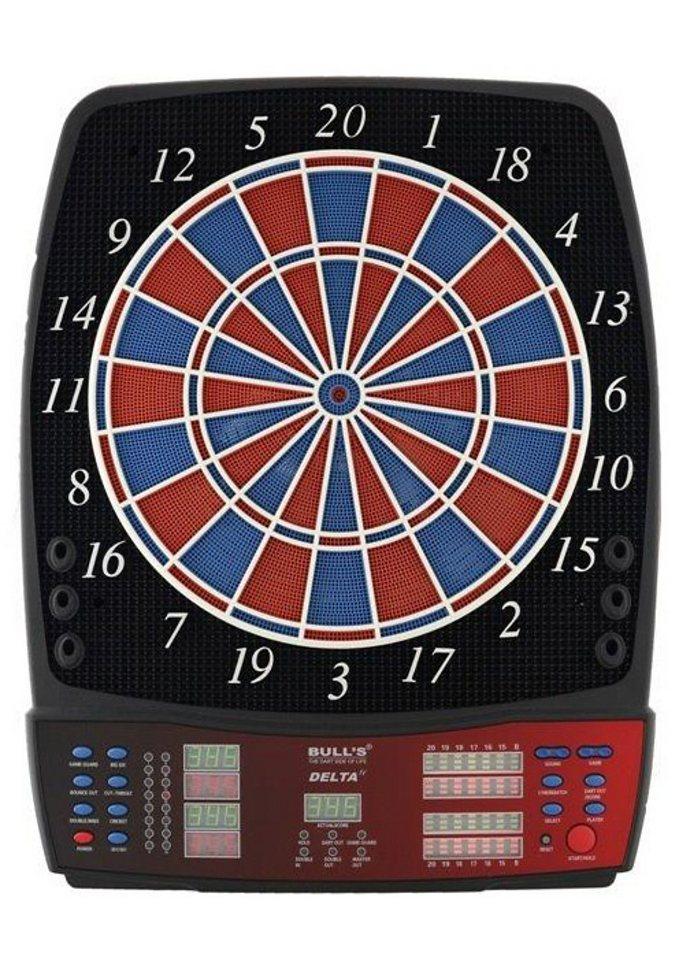 Dartboard, Electronic Board, »Delta-4«, Bulls in mehrfarbig