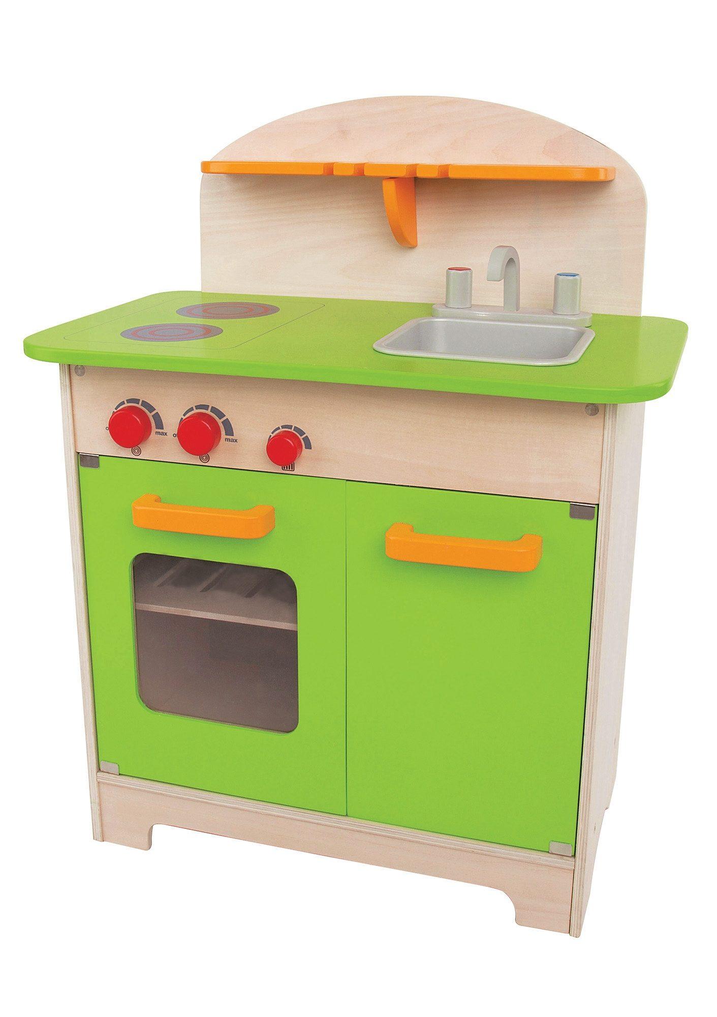 Hape Spielküche aus Holz, »Meine große Küche«