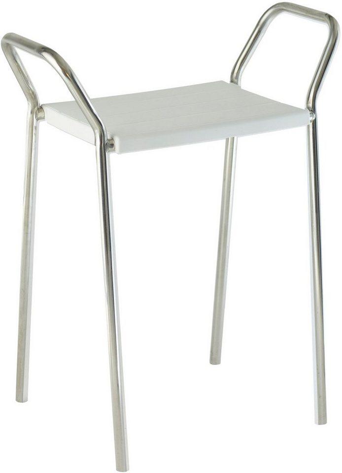 ggg m bel bad duschhocker valerie mit armlehnen otto. Black Bedroom Furniture Sets. Home Design Ideas