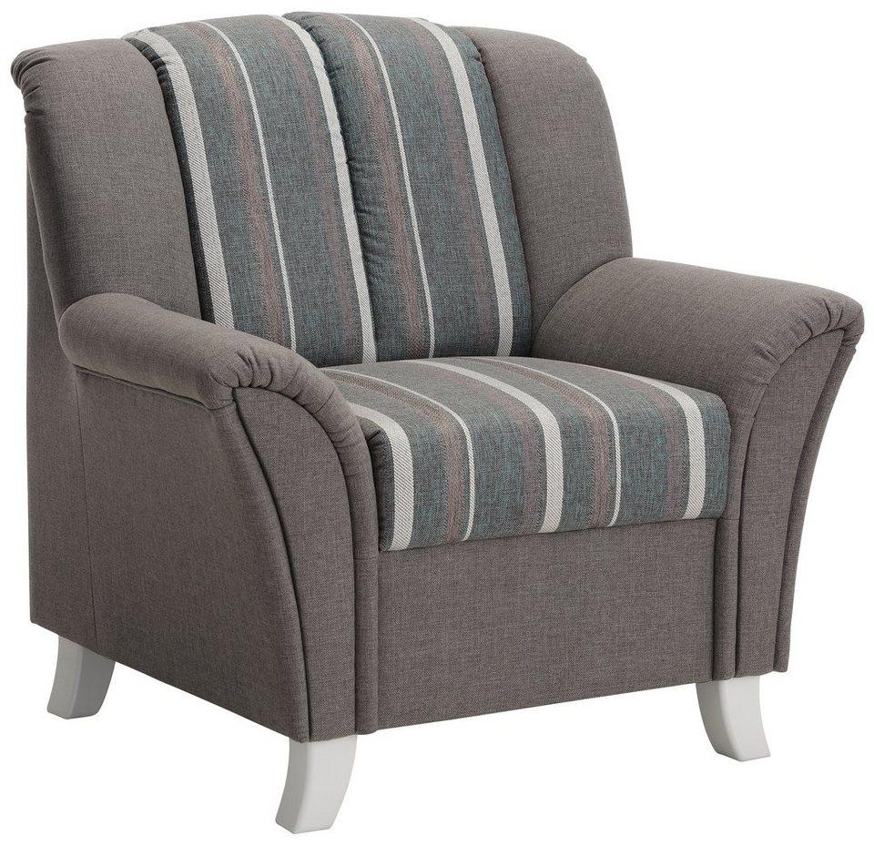 home affaire sessel melrose speisem bel mit federkern. Black Bedroom Furniture Sets. Home Design Ideas