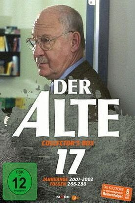 DVD »Der Alte - Collector's Box Vol. 17 (Folgen...«