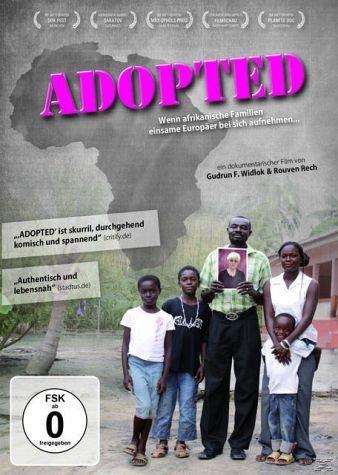 DVD »Adopted – Wenn Afrikanische Familien einsame...«