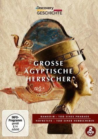 DVD »Discovery Geschichte - Große ägyptische...«