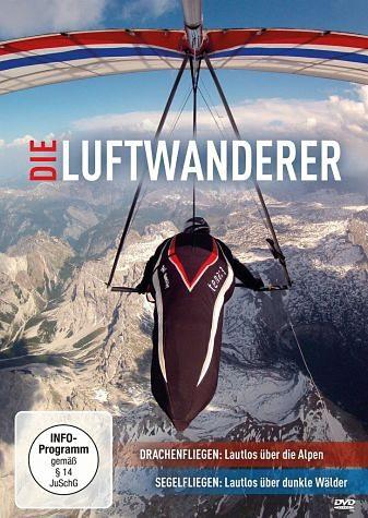 DVD »Die Luftwanderer - Drachenfliegen: Lautlos...«