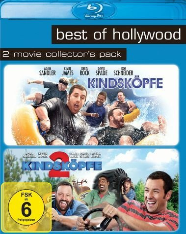 Blu-ray »Best of Hollywood - 2 Movie Collector's Pack:...«