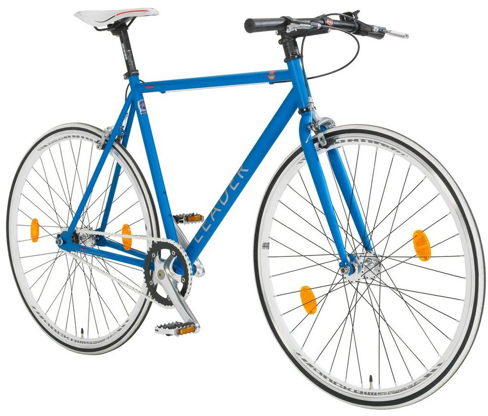 Singlespeed »Fixie, 71,12 cm (28 Zoll), RH 59 cm« in blau