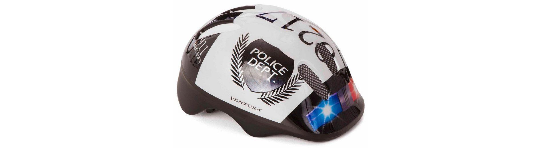 Kinder-Fahrradhelm »Police«