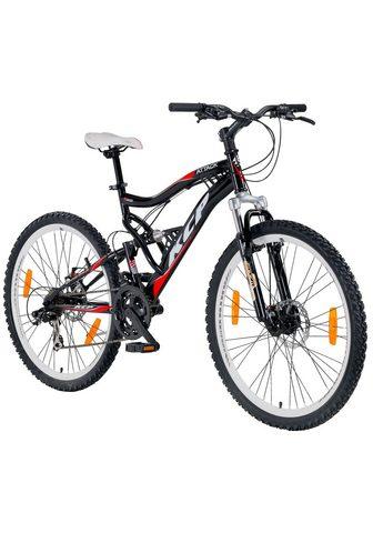 KCP Kalnų dviratis »ATTACK« 26 Zoll 21 Gan...