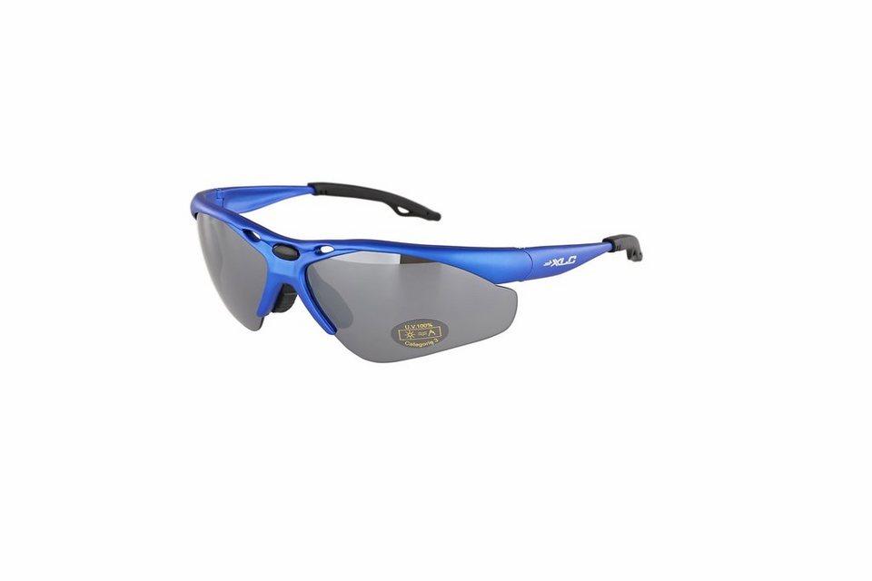 XLC Radsportbrille »Tahiti SG-C02 Sonnenbrille« in blau